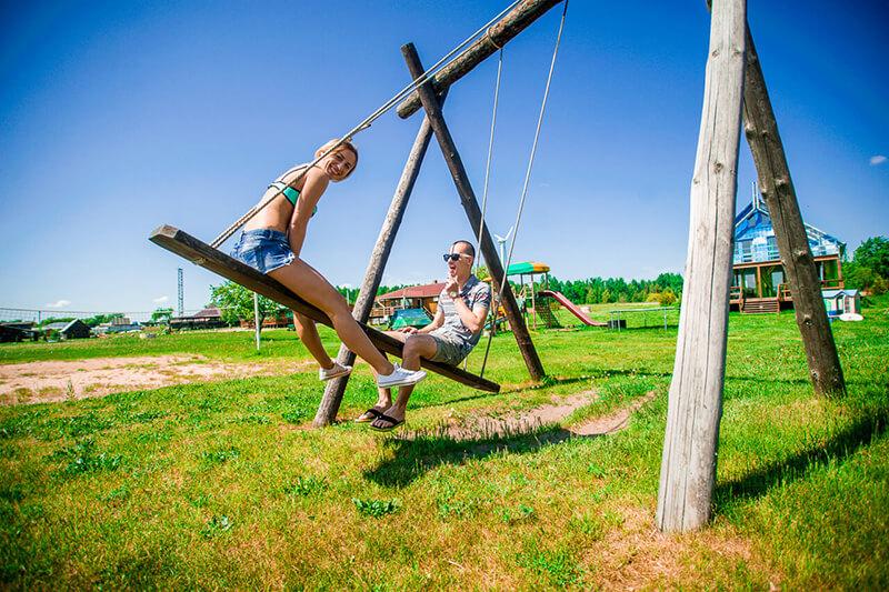 Лето в Красногорке