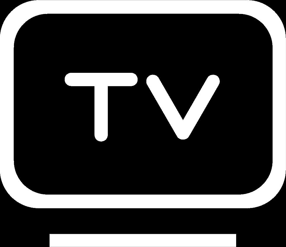 Цифровое TV в каждом номере и домике